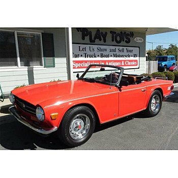1974 Triumph TR6 for sale 101086661