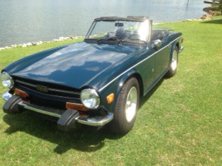 1974 Triumph TR6 for sale 100869825