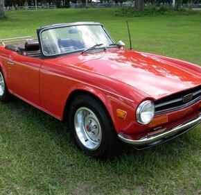 1974 Triumph TR6 for sale 100987867