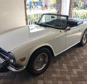 1974 Triumph TR6 for sale 101053103