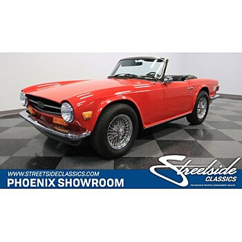 1974 Triumph TR6 for sale 101177650