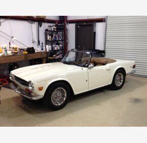 1974 Triumph TR6 for sale 101185721