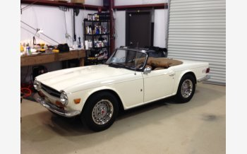 1974 Triumph TR6 for sale 101185721