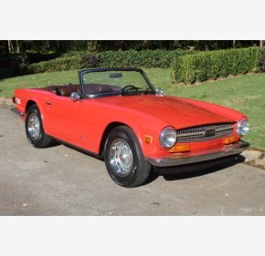1974 Triumph TR6 for sale 101205033