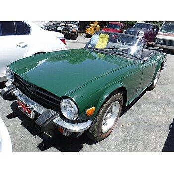 1974 Triumph TR6 for sale 101207026