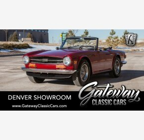 1974 Triumph TR6 for sale 101261657