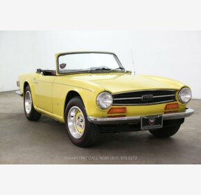 1974 Triumph TR6 for sale 101322008