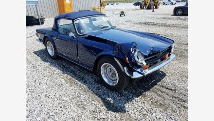 1974 Triumph TR6 for sale 101402634