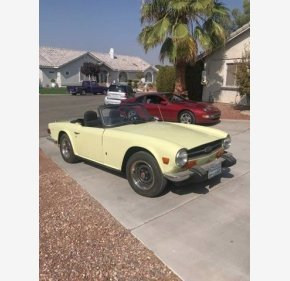 1974 Triumph TR6 for sale 101411005