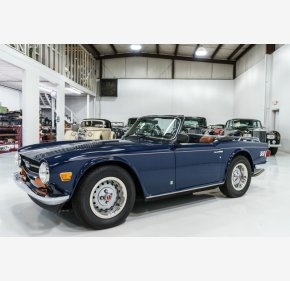 1974 Triumph TR6 for sale 101435619