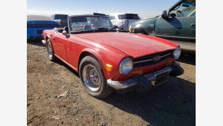 1974 Triumph TR6 for sale 101462512