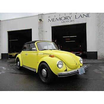 1974 Volkswagen Beetle for sale 101300650