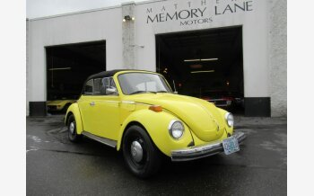 1974 Volkswagen Beetle for sale 101300650