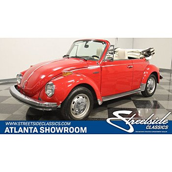 1974 Volkswagen Beetle Convertible for sale 101522981