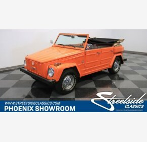 1974 Volkswagen Thing for sale 101088195