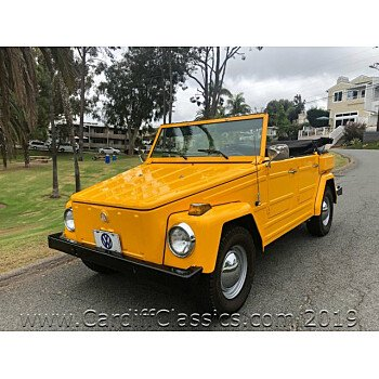 1974 Volkswagen Thing for sale 101221950