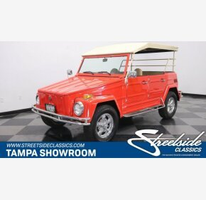 1974 Volkswagen Thing for sale 101308054