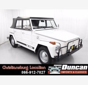 1974 Volkswagen Thing for sale 101314580