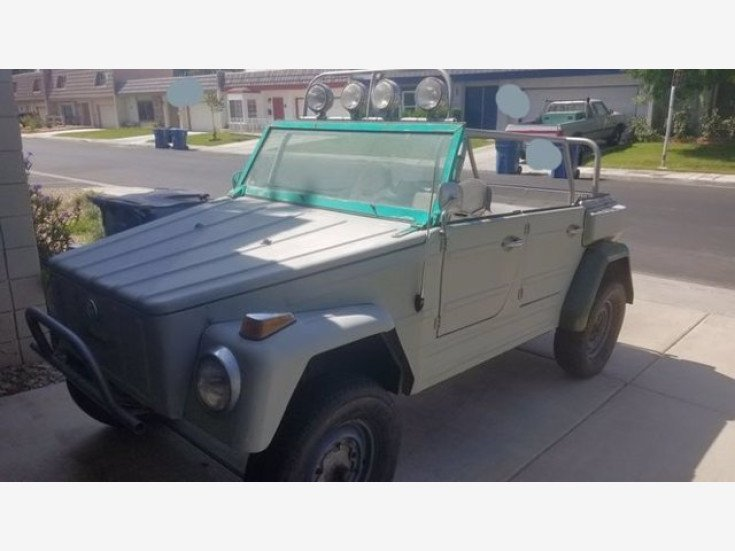1974 Volkswagen Thing for sale 101586630
