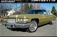 1975 Cadillac Calais for sale 100020839