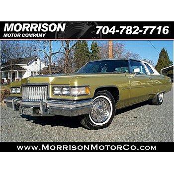 1975 Cadillac Calais for sale 100020839