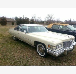 1975 Cadillac De Ville for sale 101185654