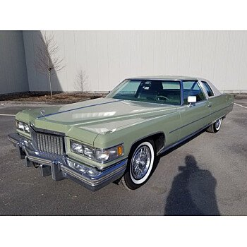 1975 Cadillac De Ville for sale 101261648