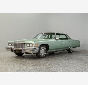 1975 Cadillac De Ville for sale 101340793
