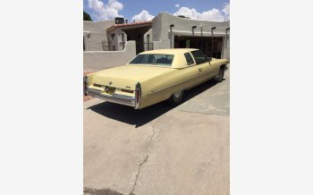 1975 Cadillac De Ville Coupe for sale 101345475