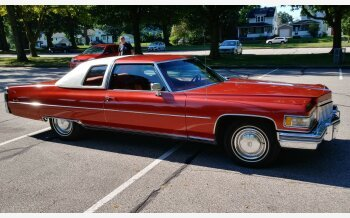 1975 Cadillac De Ville Coupe for sale 101376980
