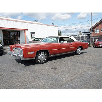 1975 Cadillac Eldorado for sale 101011912