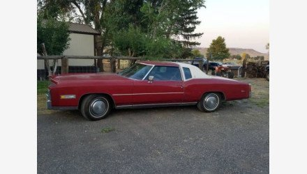 1975 Cadillac Eldorado for sale 100974203