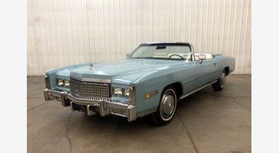 1975 Cadillac Eldorado for sale 101044267