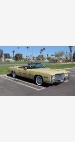 1975 Cadillac Eldorado for sale 101116382
