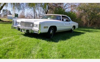 1975 Cadillac Eldorado Convertible for sale 101123176