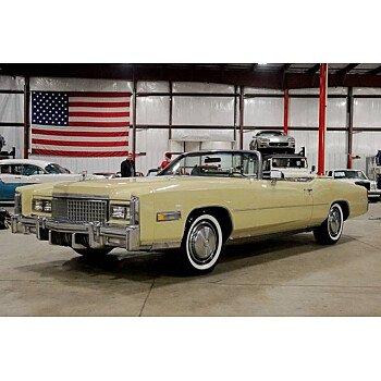 1975 Cadillac Eldorado for sale 101259443