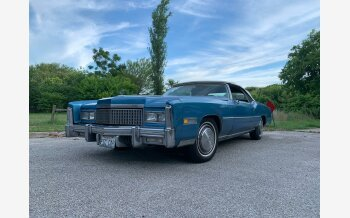 1975 Cadillac Eldorado Convertible for sale 101329601