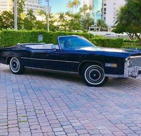 1975 Cadillac Eldorado Convertible for sale 101415685