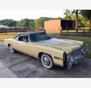 1975 Cadillac Eldorado for sale 101416676