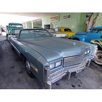 1975 Cadillac Eldorado for sale 101544714