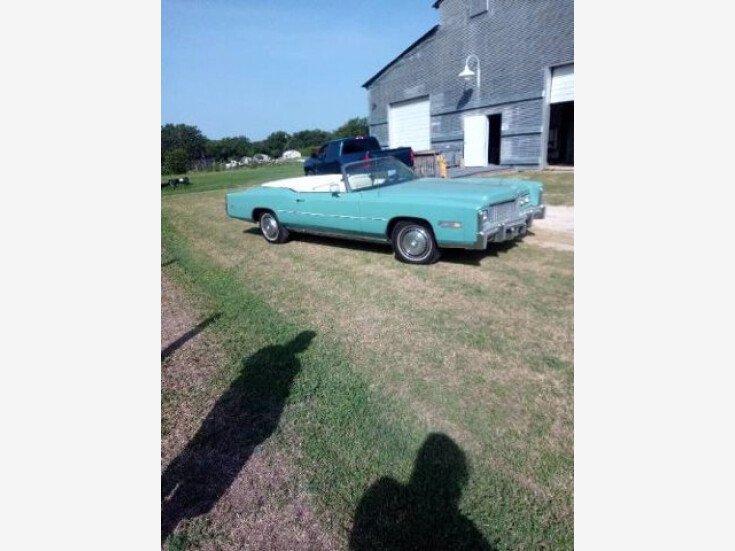 1975 Cadillac Eldorado Convertible for sale 101586380