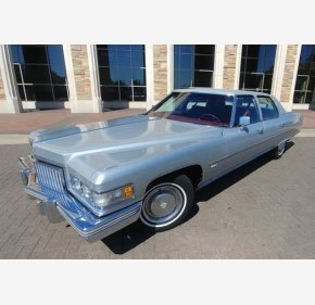 1975 Cadillac Fleetwood Brougham for sale 101417515