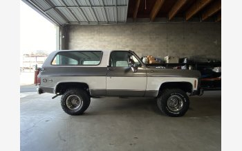 1975 Chevrolet Blazer 4WD 2-Door for sale 101268013