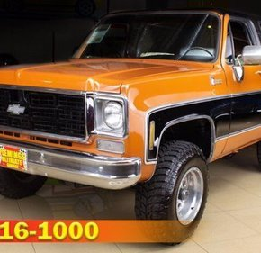 1975 Chevrolet Blazer for sale 101334770