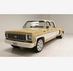 1975 Chevrolet C/K Truck for sale 101262092