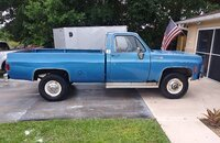 1975 Chevrolet C/K Truck Cheyenne for sale 101395201