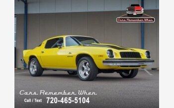 1975 Chevrolet Camaro for sale 101539291