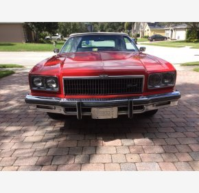 1975 Chevrolet Caprice Classic Coupe for sale 101106660