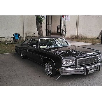 1975 Chevrolet Caprice for sale 101128473