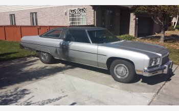 1975 Chevrolet Caprice Classic Coupe for sale 101224774